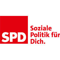 "SPD Logo ""Soziale Politik für Dich."