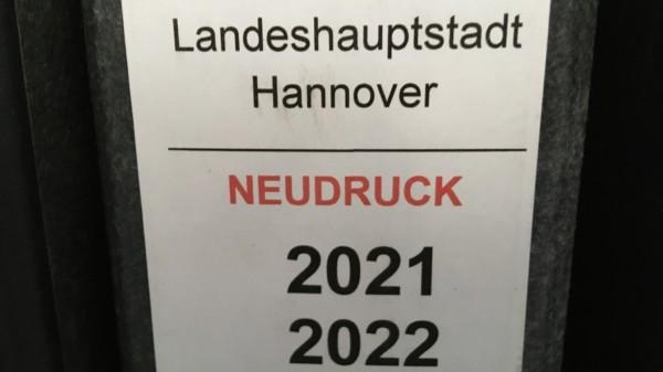Haushaltsplan 2021/2022