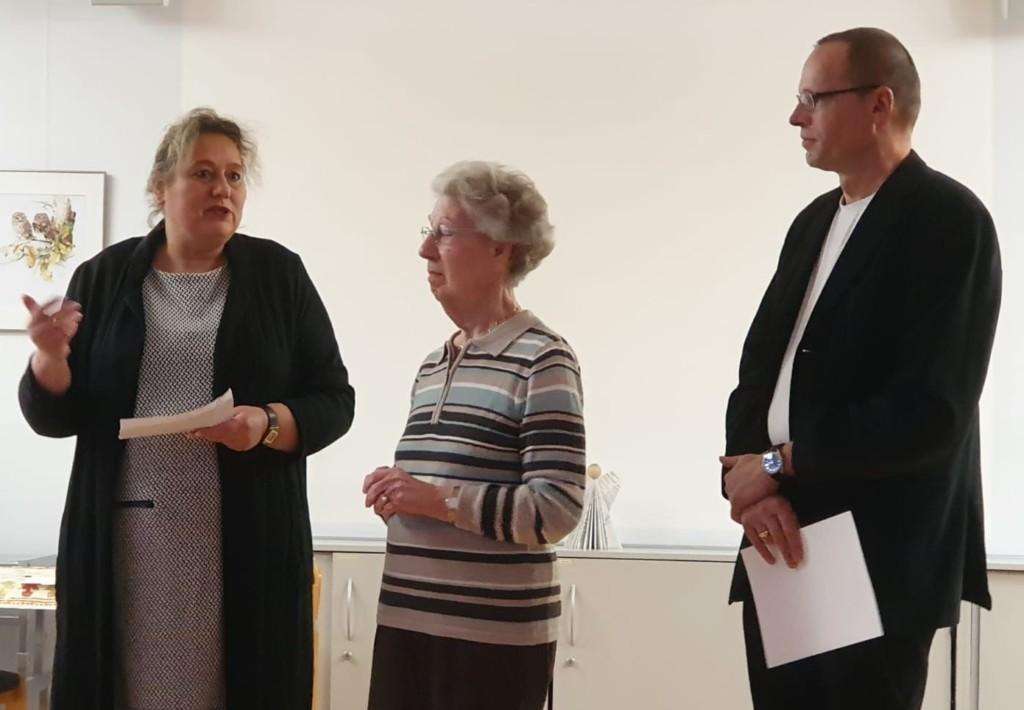 Bild von Kerstin Tack, Marlies Just und Marc-Dietrich Ohse