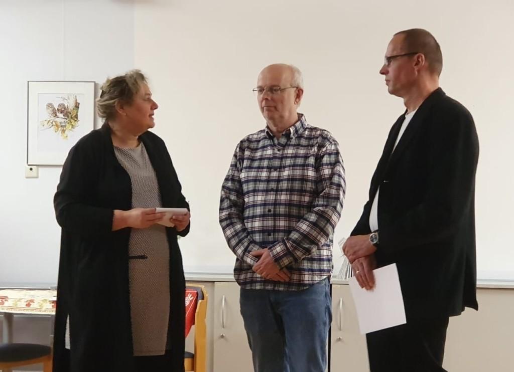 Bild von Kerstin Tack, Volker Zimmermann und Marc-Dietrich Ohse
