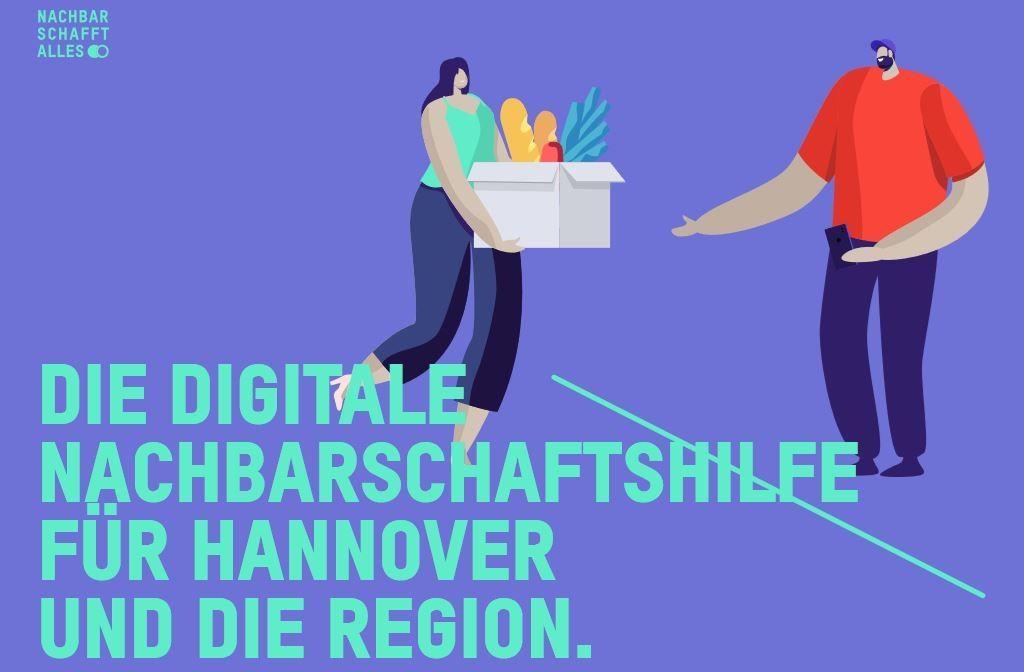 """Logo der Initiative """"Nachbarschafftalles"""""""