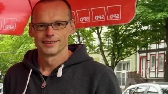 Marc-Dietrich Ohse im Europawahlkampf