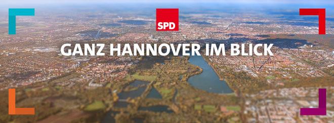 Ganz Hannover im Blick