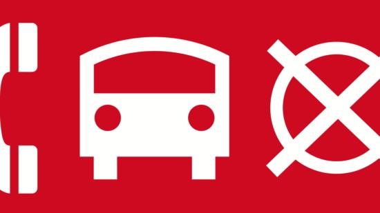 Logo für den Fahrdienst