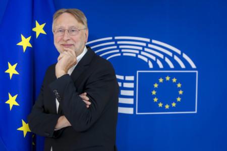 Foto unseres Europaabgeordneten Bernd Lange