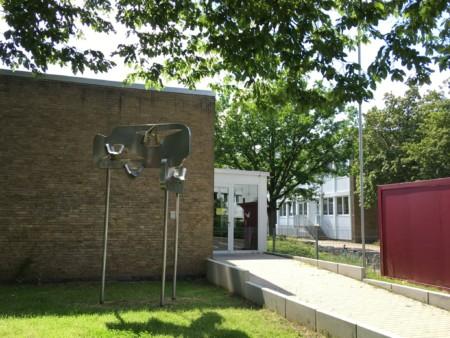 Bild von der Grundschule an der Nackenberger Straße